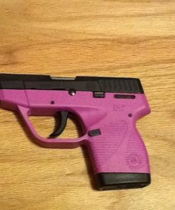Taurus TCP PT738 Raspberry in .380acp 738