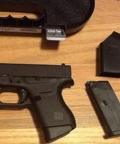 Glock 43 9mm TALO W/ Front post Night Sight