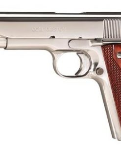 "Colt 1991 Govt 1911 38 Super 5"" Barrel Rosewood Grip 9rd Mag"