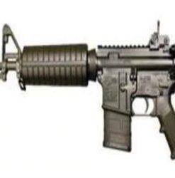 """AR-15 A4 Lightweight LE Carbine 5.56mm 16 Inch Barrel 30 Rounds Comes standard with an optics ready rail and MagPul flip-up rear sight which has adjustment for both windage and elevation. 16.5 inch standard weight barrel and bolt are magnetic particle tested after proofing by Colt to ensure they are made of perfect steel with zero flaws. 1:7 inch twist gives the barrel flexibility to use a wide range of ammunition from 40 grain varmint rounds to 77 grain long range match. New roll mark of AR-15 A4 recognizes Colt's newest designation of an optics ready carbine. The AR6720 features a 16.1"""" light barrel with a 1:7 twist, a flattop receiver with an optics-ready rail, Magpul MBUS Gen 2 Category : Tactical Rifles Action : Semi-Automatic Caliber : 223 Remington/5.56 NATO Barrel Length : 16.1"""" Capacity : 30 Trigger : Standard Safety : Lever OAL : 32""""-35.5"""" Weight : 6.2 lbs Stock Description : 4-Position Black Metal Finish : Black"""