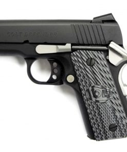 "Colt Defender 1911 45 ACP 3"" Barrel Bead Blast Finish 7rd Mag"